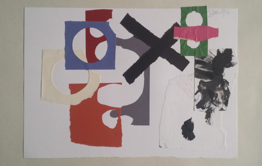 David Patrick Collage